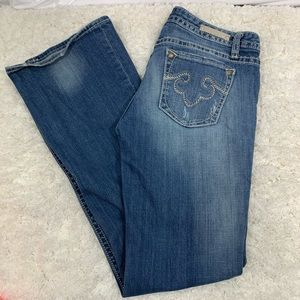 ReRock for Express Bootcut Jeans 10R